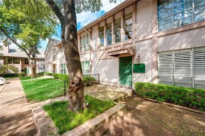 Dallas County Condo For Sale: 10584 High Hollows Drive #275