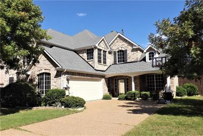 Flower Mound Single Family Home For Sale: 5704 Twain Drive
