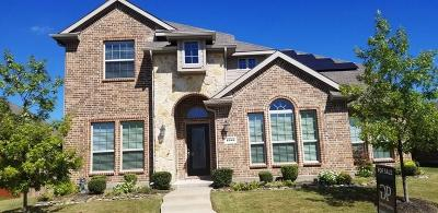 Rockwall Single Family Home For Sale: 1386 White Water Lane