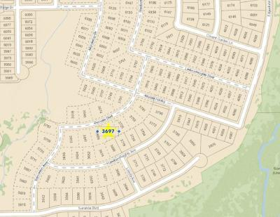 Frisco Residential Lots & Land For Sale: 3697 Perivale Boulevard