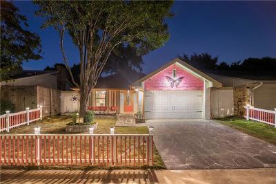 Carrollton Single Family Home For Sale: 2205 Benbrook Drive