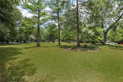Dallas County Residential Lots & Land For Sale: 3719 Miramar Avenue