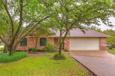 Granbury Single Family Home For Sale: 4107 Scenic Hill Lane