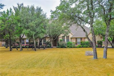 Aledo Single Family Home Active Kick Out: 152 Crooked Stick Lane