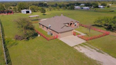 Aledo Single Family Home For Sale: 680 McClendon Walker Road