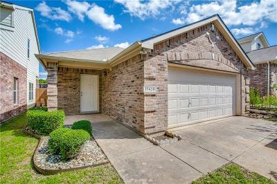 Single Family Home For Sale: 17426 Energy Lane