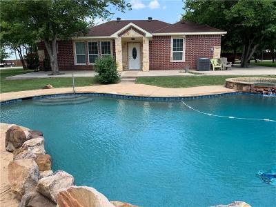 Joshua Single Family Home For Sale: 3708 Les Drive