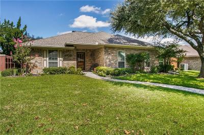 Plano TX Single Family Home Active Option Contract: $289,900