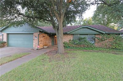 Sherman Single Family Home For Sale: 1810 Oak Creek Drive