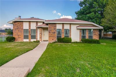 Mesquite Single Family Home For Sale: 2617 Eagle Pass