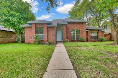 Cedar Hill Single Family Home For Sale: 1414 James Street
