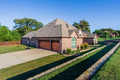 Midlothian Single Family Home Active Option Contract: 1810 Rugged Trail