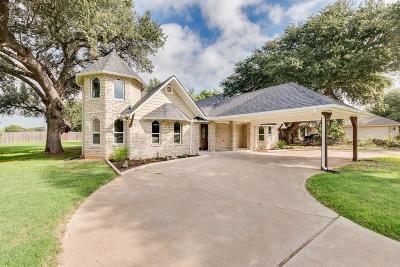 Granbury Single Family Home For Sale: 614 Aqua Vista Drive