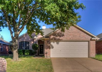 Mckinney Single Family Home Active Option Contract: 318 Hopewell Drive