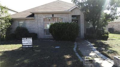Duncanville Single Family Home Active Option Contract: 1038 Mansfield Lane
