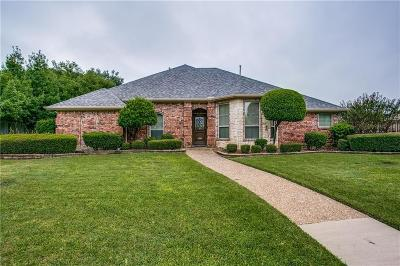 Plano Single Family Home Active Option Contract: 4240 Emerson Drive