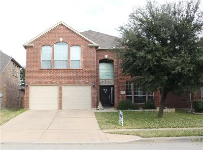 Fort Worth Single Family Home For Sale: 15856 Coyote Hill Drive