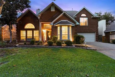 Mckinney Single Family Home Active Option Contract: 5018 Bryn Mawr Drive