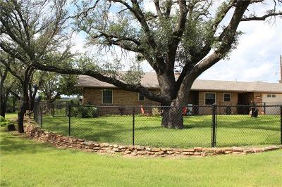Lipan Single Family Home For Sale: 9750 Evergreen Cemetery - B Road