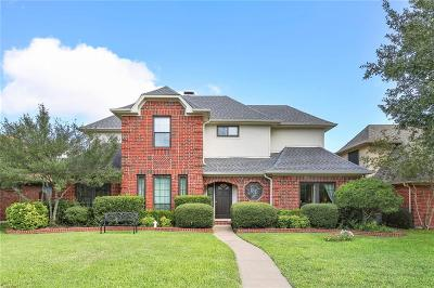 Mesquite Single Family Home For Sale: 429 Hunters Creek Drive
