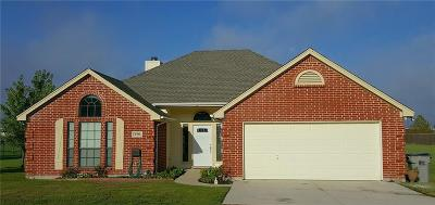 Haslet Single Family Home Active Contingent: 298 County Road 4841