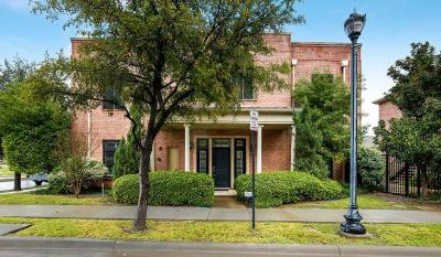 Townhouse For Sale: 8304 Library Street