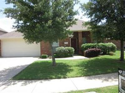 Frisco Residential Lease For Lease: 12768 Gardendale