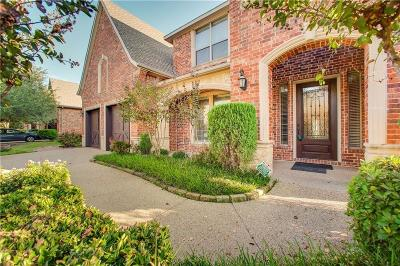Flower Mound Single Family Home For Sale: 109 Caladium Drive