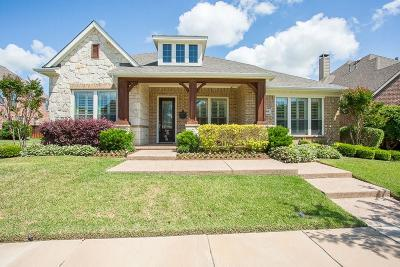 Lewisville Single Family Home For Sale: 505 S Hampton Court