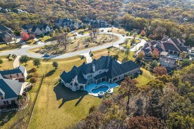 Flower Mound Single Family Home For Sale: 3505 Chimney Rock Drive