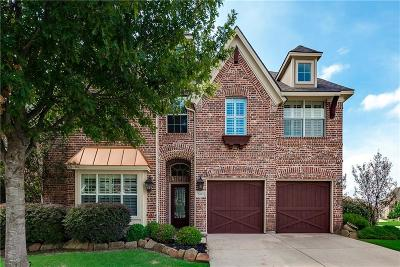 Mckinney Single Family Home Active Option Contract: 5413 Fox Chase Lane