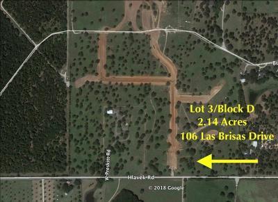 Decatur Residential Lots & Land For Sale: 106 Las Brisas Drive