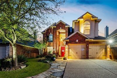 McKinney Single Family Home For Sale: 1605 Clearwater Drive