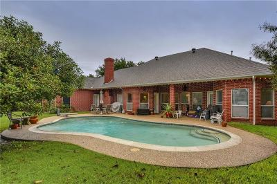 Cleburne Single Family Home For Sale: 922 Canyon Drive