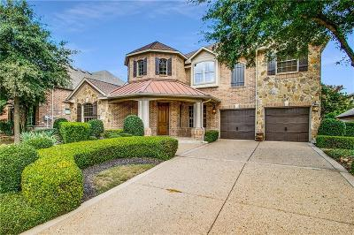 Allen Single Family Home Active Contingent: 956 Pheasant Drive