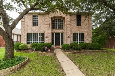 Lewisville Single Family Home Active Option Contract: 1700 Yosemite Drive