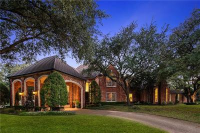 Plano Single Family Home Active Option Contract: 5600 Cradlerock Circle