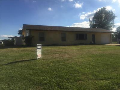 Wills Point Single Family Home For Sale: 3546 Canal Street