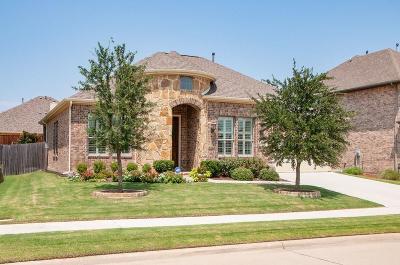 Denton Single Family Home For Sale: 5900 Eagle Mountain Drive
