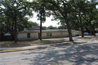 Irving Single Family Home For Sale: 500 Lincolnshire Drive
