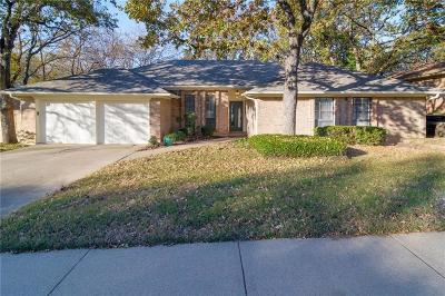 Hurst Single Family Home For Sale: 312 Heneretta Drive