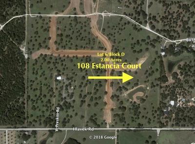 Decatur Residential Lots & Land For Sale: 108 Estancia Court