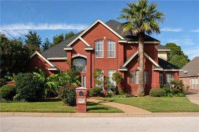 Aledo, Arlington Single Family Home For Sale
