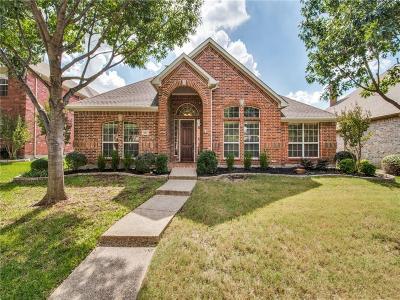 Frisco Single Family Home Active Option Contract: 3207 Birchridge Drive