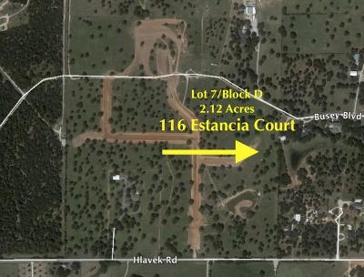 Decatur Residential Lots & Land For Sale: 116 Estancia Court