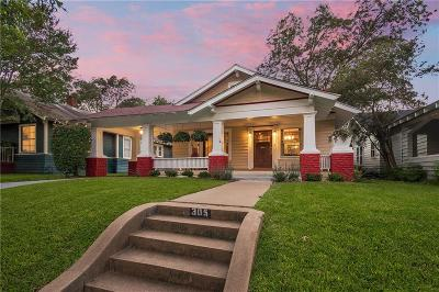 Dallas Single Family Home For Sale: 305 S Windomere Avenue