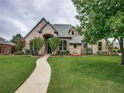 Highland Village Single Family Home Active Option Contract: 2714 Quail Cove Drive