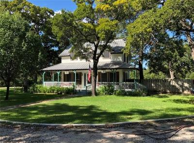 Decatur Single Family Home Active Option Contract: 448 County Road 4358