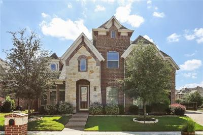 North Richland Hills Single Family Home For Sale: 7100 Chimney Creek Drive
