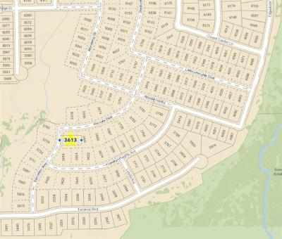 Frisco Residential Lots & Land For Sale: 3613 Perivale Boulevard